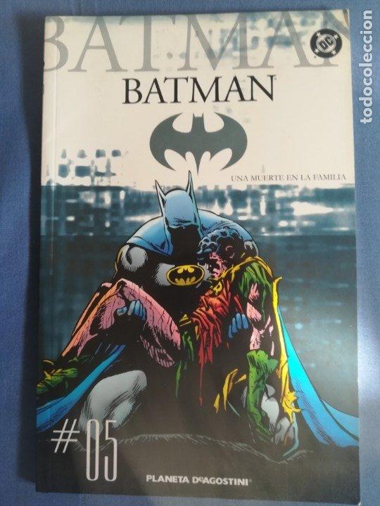 BATMAN COLECCIONABLE PLANETA DE AGOSTINI 2005. 5 (Tebeos y Comics - Zinco - Batman)