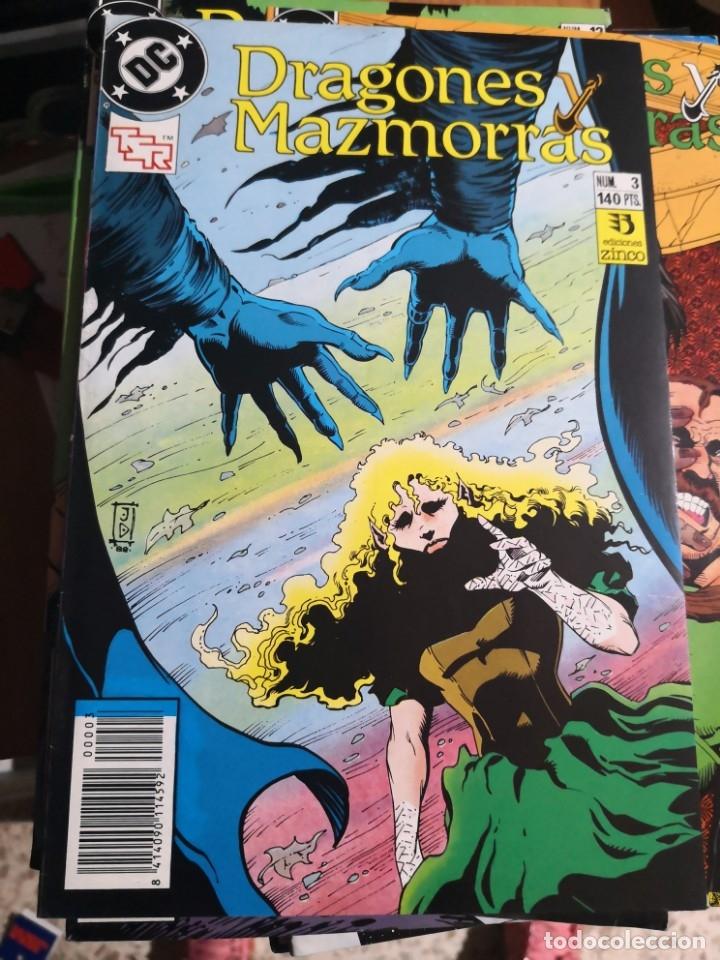 DC - DRAGONES Y MAZMORRAS NUMERO 3 (Tebeos y Comics - Zinco - Otros)