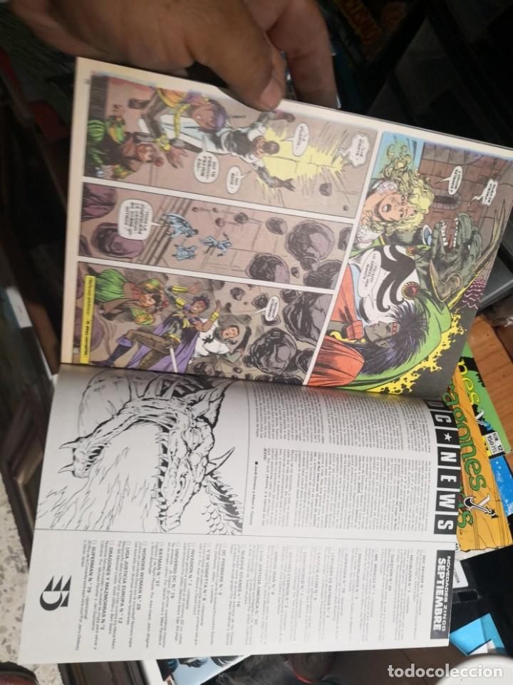 Cómics: DC - DRAGONES Y MAZMORRAS NUMERO 3 - Foto 4 - 172935343