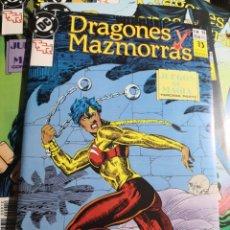 Cómics: DC - DRAGONES Y MAZMORRAS NUMERO 11. Lote 172935428