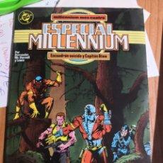 Cómics: COMIC ESPECIAL MILLENNIUM Nº 4 DC ZINCO. Lote 172936244