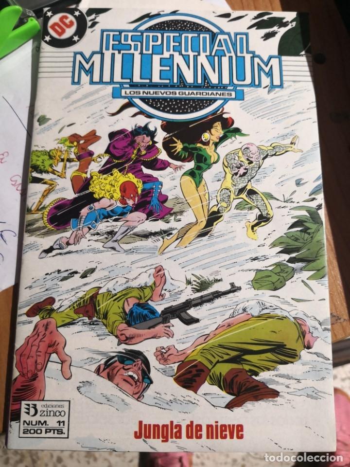 COMIC ESPECIAL MILLENNIUM Nº 11DC ZINCO (Tebeos y Comics - Zinco - Otros)
