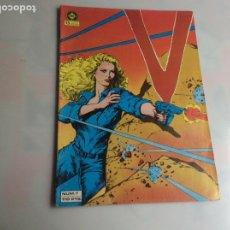 Cómics: V - COMICS SERIE DE TELEVISION Nº 7 EDITA : ZINCO DC. Lote 173040314