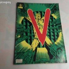Cómics: V - COMICS SERIE DE TELEVISION Nº 6 EDITA : ZINCO DC. Lote 173040347