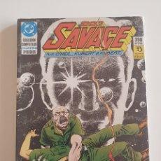 Cómics: DC COMICS - DOC SAVAGE RETAPADO COLECCIÓN COMPLETA DENNIS O'NEIL ADAM KUBERT ANDY KUBERT ZINCO 1990. Lote 173198665