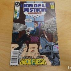 Cómics: LIGA DE LA JUSTICIA AMERICA . BAJO FUEGO . Nº 35. Lote 173369257