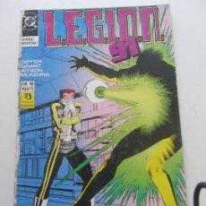 Cómics: LEGION 91 - Nº 10 - EDICIONES ZINCO CX17. Lote 173437453