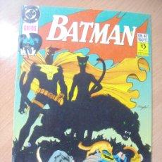 Cómics: BATMAN Nº 47 - ED. ZINCO. Lote 183418590