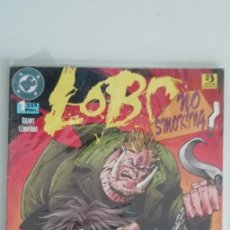 Comics: LOBO NO SMOKING - ZINCO. Lote 173499453