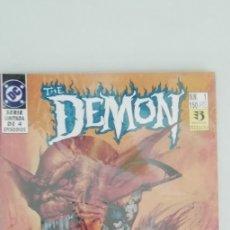 Comics: THE DEMON CONTRA LOBO COMPLETA 4 NUMS. Lote 188683717