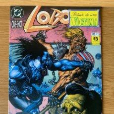 Comics: LOBO: RETRATO DE UNA VÍCTIMA. ONE-SHOT DE EDICIONES ZINCO. Lote 188758373