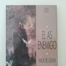 Cómics: EL AS ENEMIGO AMOR DE GUERRA - ZINCO. Lote 173878129