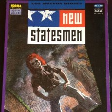 Cómics: NEW STATESMEN.. Lote 173698714