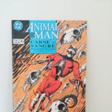 Cómics: ANIMAL MAN CARNE Y SANGRE - Nº 1 - ZINCO - DC - VERTIGO. Lote 174028349