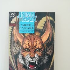 Cómics: ANIMAL MAN CARNE Y SANGRE - Nº 3 - ZINCO - DC - VERTIGO. Lote 174028390