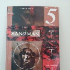 Cómics: THE SANDMAN VIDAS BREVES 5 NEIL GAIMAN. Lote 174029655