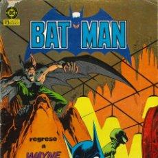 Cómics: BATMAN (VOL. 1) - EDICIONES ZINCO / NÚMERO 3. Lote 174098947