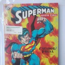Cómics: SUPERMAN JUICIO FINAL COMPLETA # W. Lote 174163059