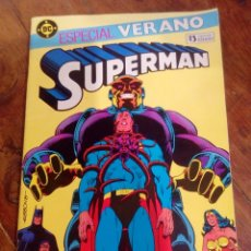 Cómics: ESPECIAL VERANO SUPERMAN EDICIONES ZINCO. Lote 277681383