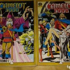 Cómics: CAMELOT 3000 COLECCIÓN COMPLETA 9 NÚMEROS, RETAPADOS.. Lote 174188747