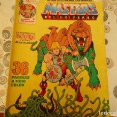 Cómics: MASTERS DEL UNIVERSO Nº 7. Lote 174208752