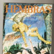 Cómics: HEMBRAS PELIGROSAS - Nº 32 - RELATOS PARA ADULTOS - COMIC EROTICO - ED ZINCO S.A - 66 PP -. Lote 174233822