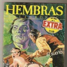 Cómics: HEMBRAS PELIGROSAS - EXTRA Nº 1 - RELATOS PARA ADULTOS - COMIC EROTICO - ED ZINCO S.A - 100PP -2-. Lote 221565050