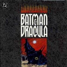 Cómics: COMIC014 BATMAN Y DRACULA, LUVIAN ROJA . Lote 174267162