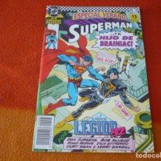 Cómics: SUPERMAN ESPECIAL VERANO 8 ( JURGENS ) ¡BUEN ESTADO! DC ZINCO. Lote 174376742