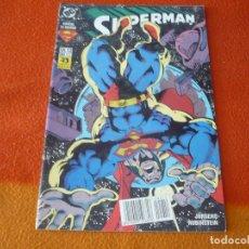Cómics: SUPERMAN Nº 12 ( JURGENS) DC ZINCO 1994. Lote 174377443