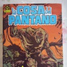Cómics: ZINCO - LA COSA DEL PANTANO VOL.1 RETAPADO CON LOS NUM. DEL 1 AL 5 .BUEN ESTADO ( NUM. 1-2-3-4-5 ). Lote 188863698