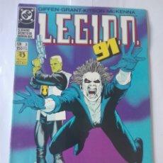 Cómics: L.E.G.I.O.N. 91 3 # W. Lote 174386667