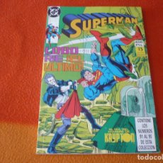 Cómics: SUPERMAN NºS 91 AL 95 RETAPADO 27 ( STERN PEREZ JURGENS ) ¡MUY BUEN ESTADO! DC ZINCO. Lote 174426339