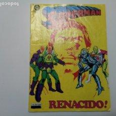 Cómics: COMIC SUPERMAN RENACIDO!, Nº22, EDICIONES ZINCO.. Lote 174461677