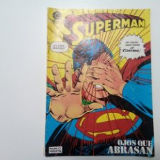 Cómics: COMIC SUPERMAN OJOS QUE ABRASAN, Nº17, EDICIONES ZINCO.. Lote 174461945