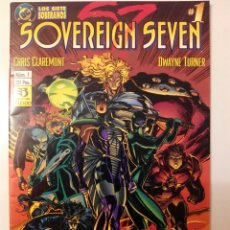 Cómics: DC SOVEREING SEVEN 1. Lote 174463113