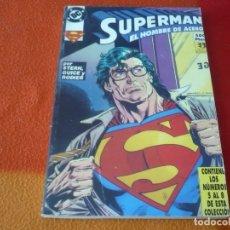 Cómics: SUPERMAN NºS 5 AL 8 RETAPADO 39 EL REINADO DE LOS SUPERHOMBRES ¡BUEN ESTADO! DC ZINCO. Lote 174469628