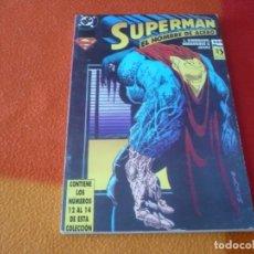 Cómics: SUPERMAN NºS 12 AL 14 RETAPADO 41 EL HOMBRE DE ACERO ( LOUISE SIMONSON ) ¡BUEN ESTADO! DC ZINCO. Lote 174469675