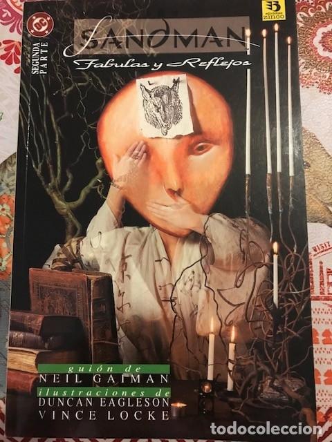 SANDMAN, FÁBULAS Y REFLEJOS, SEGUNDA PARTE (Tebeos y Comics - Zinco - Otros)
