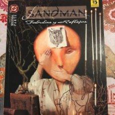 Cómics: SANDMAN, FÁBULAS Y REFLEJOS, SEGUNDA PARTE. Lote 174523908