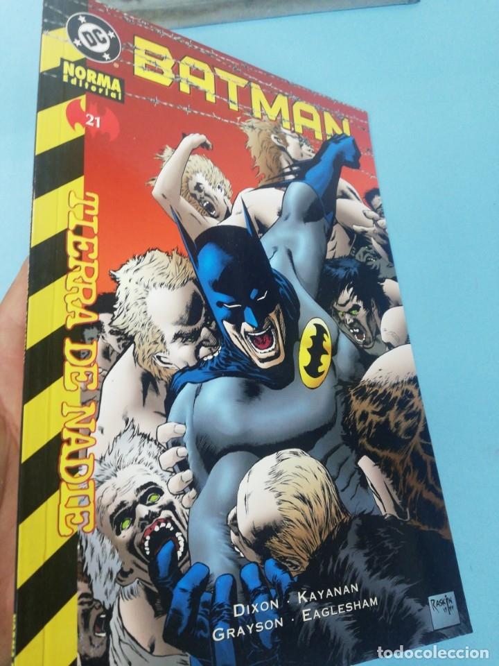 BATMAN N. 21 (Tebeos y Comics - Zinco - Batman)