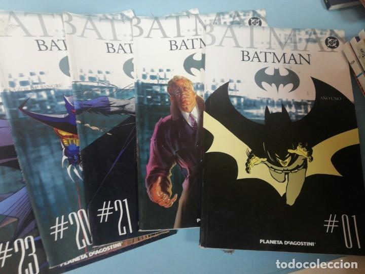 LOTE 5 BATMAN. N. 1, 20,21,22,23 (Tebeos y Comics - Zinco - Batman)