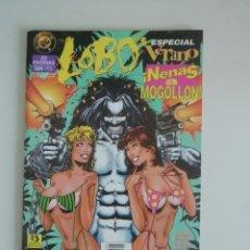 Comics: LOBO ESPECIAL VERANO NENAS A MOGOLLON. Lote 188684152