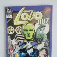 Comics: LOBO 007. Lote 188684227