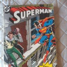 Cómics: SUPERMAN VOL.2 RETAPADO Nº 19 (Nº 51 AL 55) ZINCO. Lote 175142050