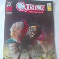 Cómics: QUESTION 25 # QW. Lote 286229168