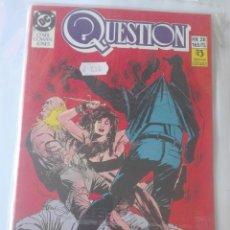 Cómics: QUESTION 28 # QW. Lote 202864105
