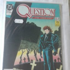 Comics: QUESTION 30 # QW. Lote 175182969