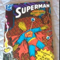 Cómics: SUPERMAN VOL.2 RETAPADO Nº 20 (Nº 56 AL 50) ZINCO. Lote 175199488