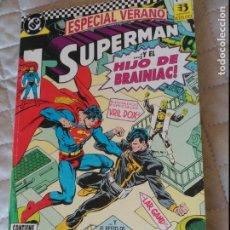 Cómics: SUPERMAN VOL.2 RETAPADO Nº 35 ( EXTRAS Nº 6-7 Y 8) ZINCO. Lote 175213987